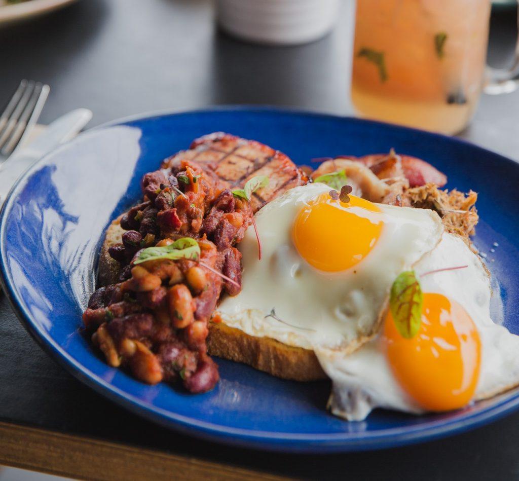 CANON Breakfast